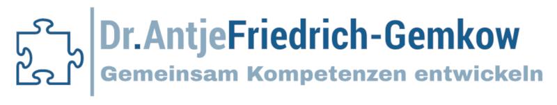 Dr. Antje Friedrich-Gemkow header image
