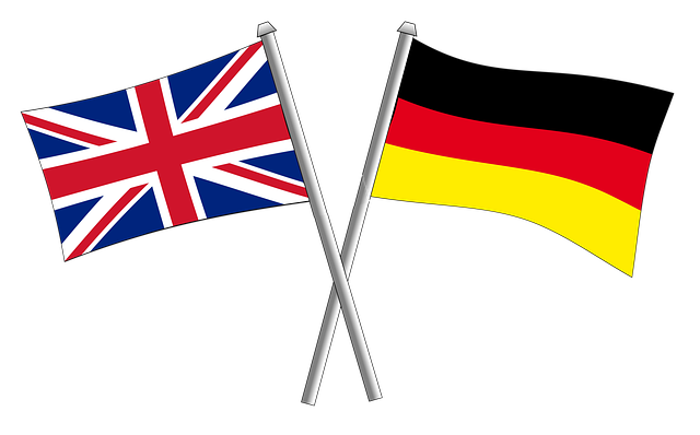 Ich führe meine Trainings in deutscher und englischer Sprache durch.